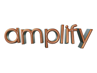 Amplify Logo and Motion Graphics
